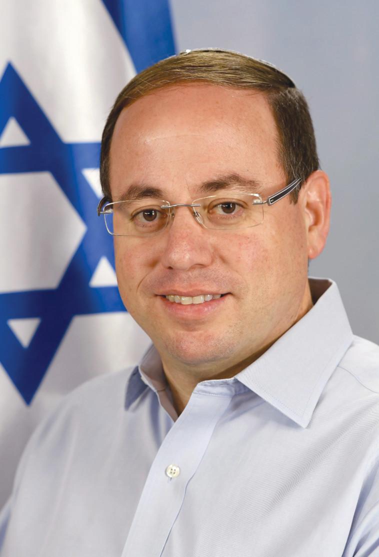 ראובן פנסקי (צילום: אבי אוחיון, לע''מ)