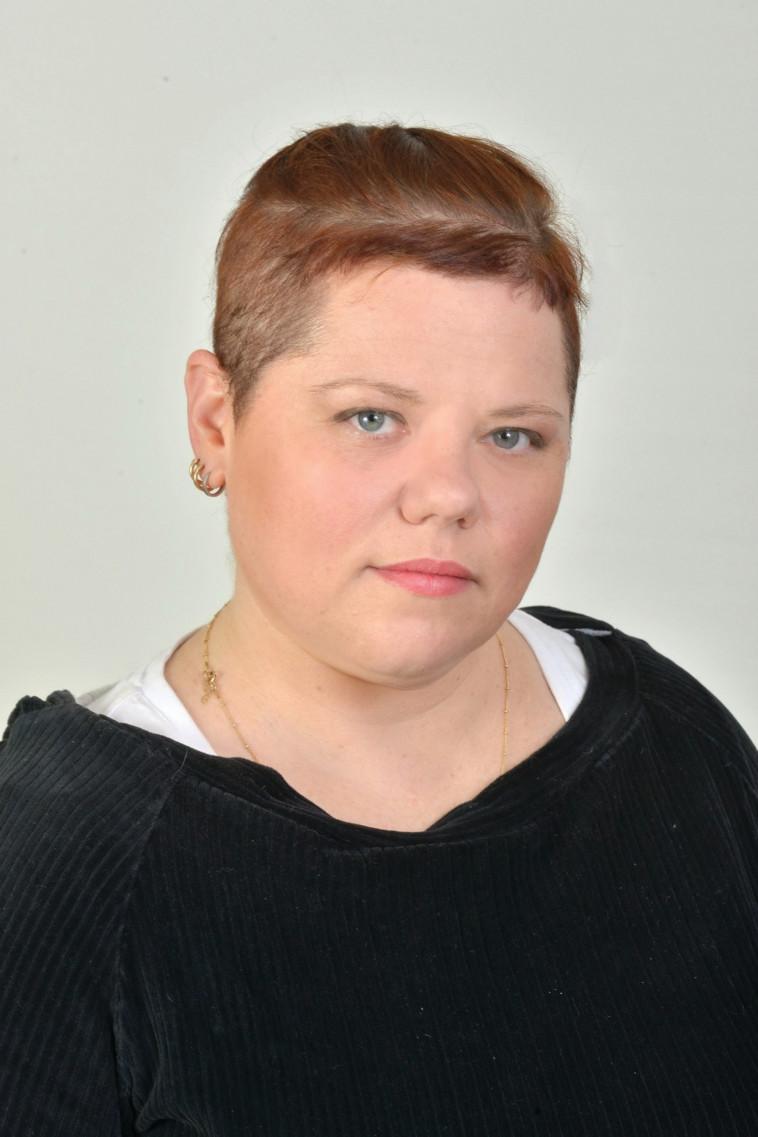 הילה גולדנברג  (צילום: תמר מצפי)