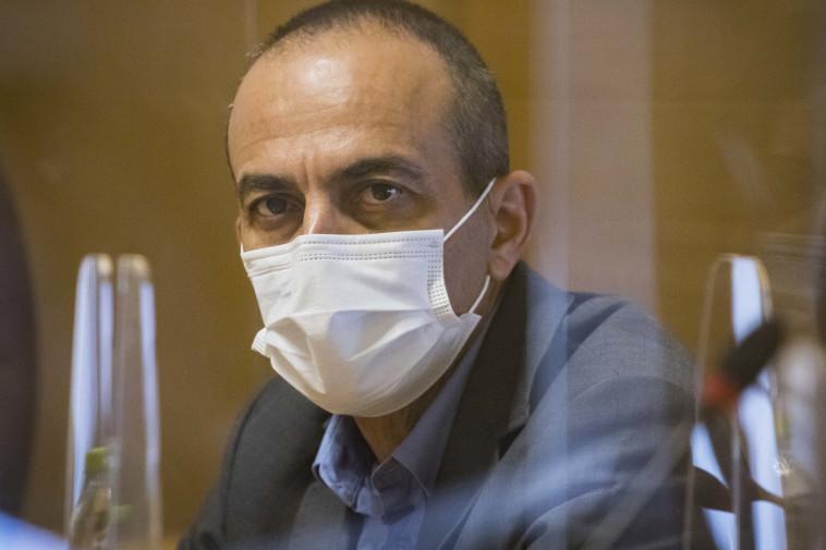 פרופ' רוני גמזו (צילום:  אוליבייה פיטוסי פלאש 90)