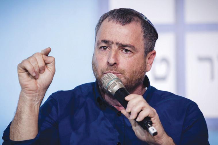 שמעון ריקלין (צילום: אמיר לוי, פלאש 90)