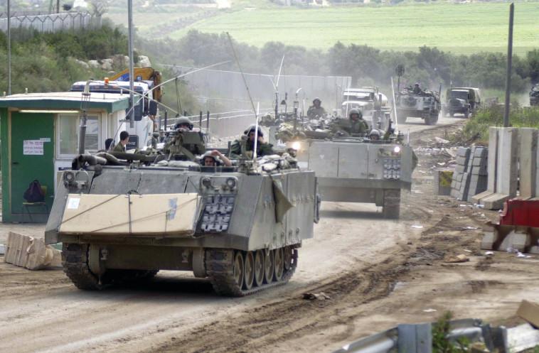 מבצע חומת מגן (צילום: יגאל לוי)