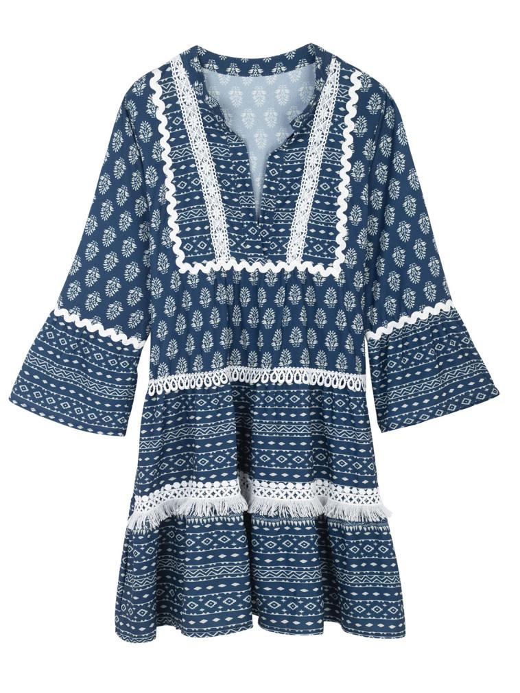 שמלה של H&O. מחיר: 139.90 ש''ח (צילום: טל טרי)