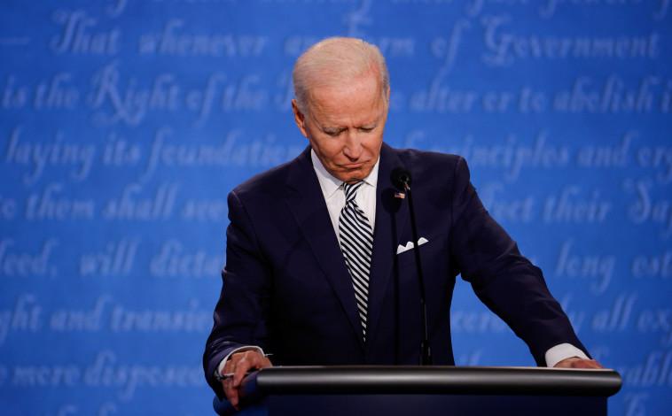 ג'ו ביידן (צילום: REUTERS/Brian Snyder)