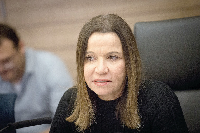 שלי יחימוביץ' (צילום: מרים אלסטר, פלאש 90)