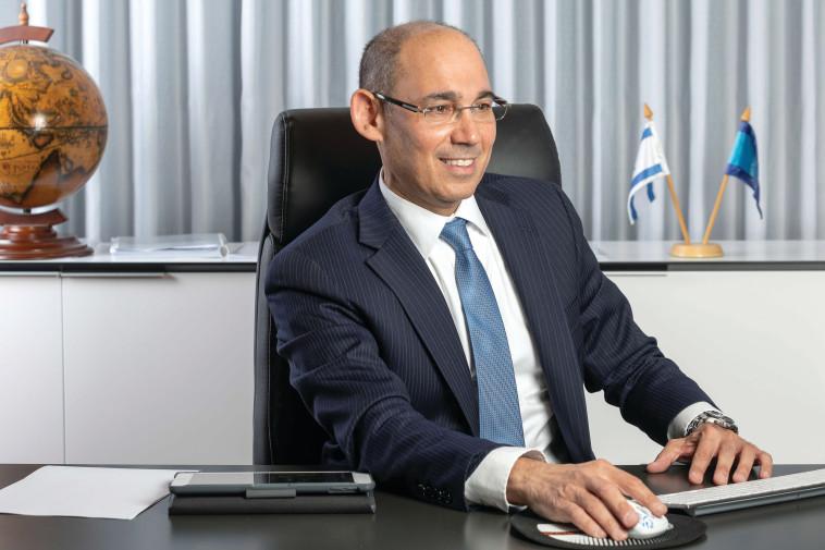 אמיר ירון - נגיד בנק ישראל (צילום: דוברות בנק ישראל)