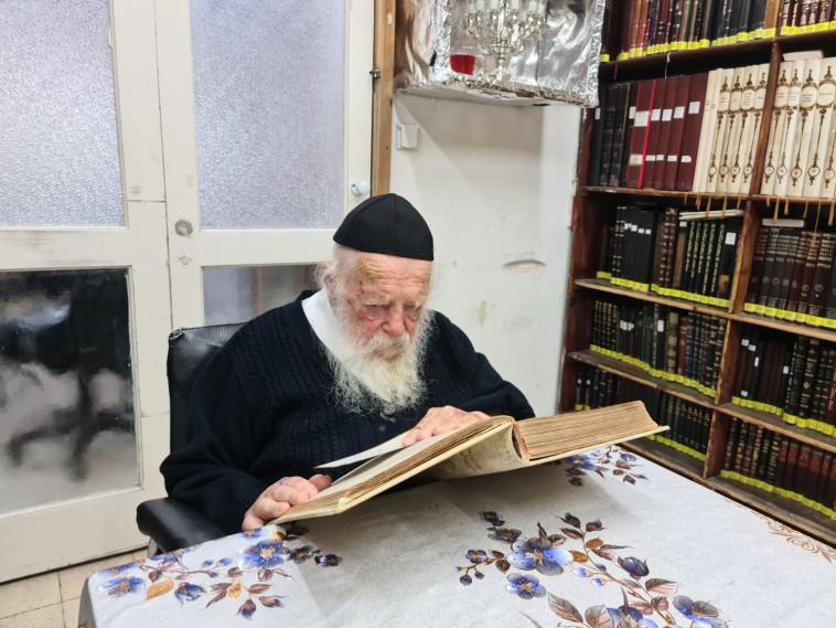הרב חיים קנייבסקי (צילום: ללא)