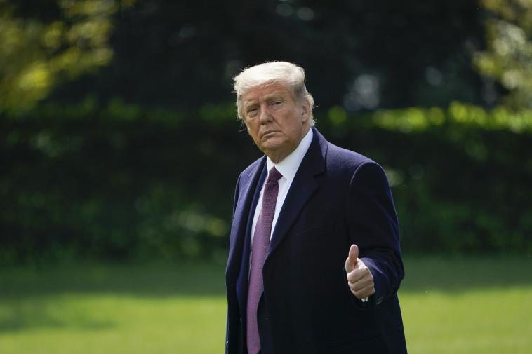 דונלד טראמפ (צילום: Drew Angerer/Getty images)