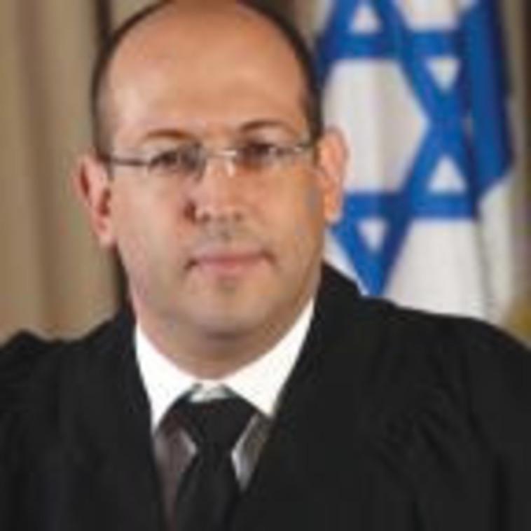 השופט מיכאל קרשן (צילום: אתר בתי המשפט)