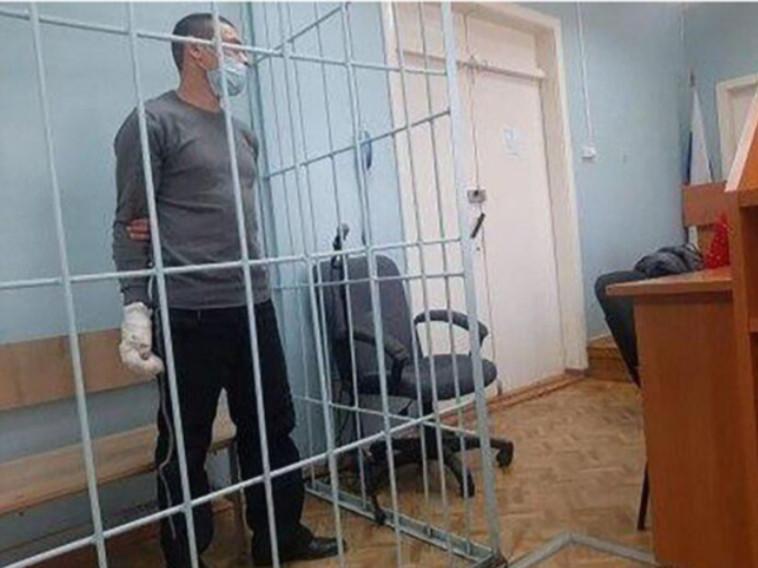 סטפן דולג'יך, הרוצח במעצר (צילום: רשתות חברתיות)