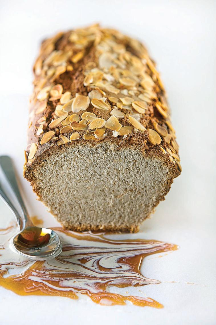 עוגת חלווה וסילאן (צילום: פסקל פרץ-רובין,אנטלו מיכאלו)