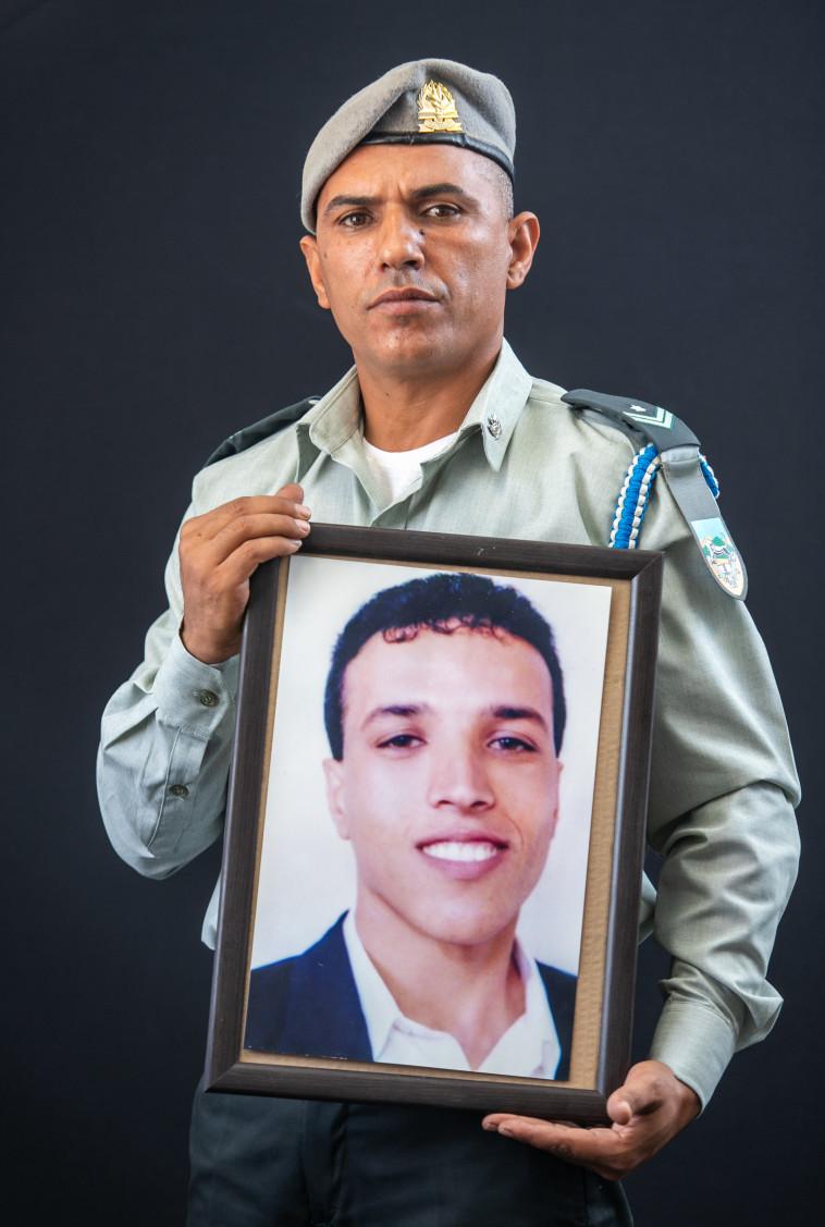 טראד סואעד, אחיו של עומר (צילום: יוסי אלוני)