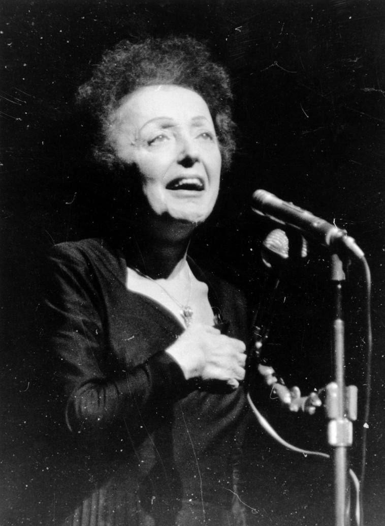 אדית פיאף (צילום: Hulton Archive, GettyImages )