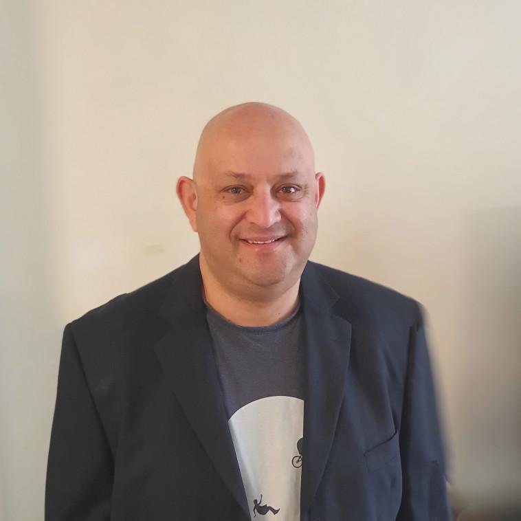 אלכס קפלן, מנהל שיווק דיזנגוף (צילום: הילה אפשטיין)