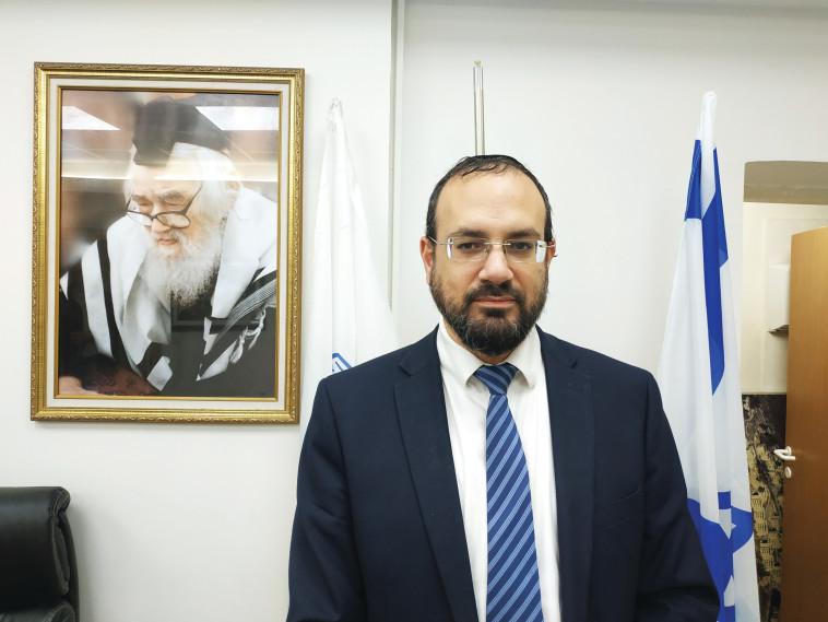 הרב יצחק רביץ (צילום: דודי אביטן)