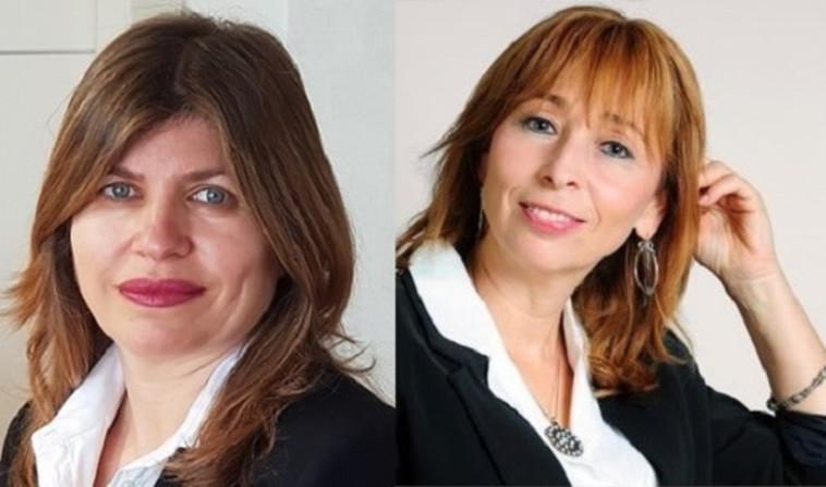 עורכות הדין יהודית שם טוב ואירית אלישר (צילום: צילום עצמי)