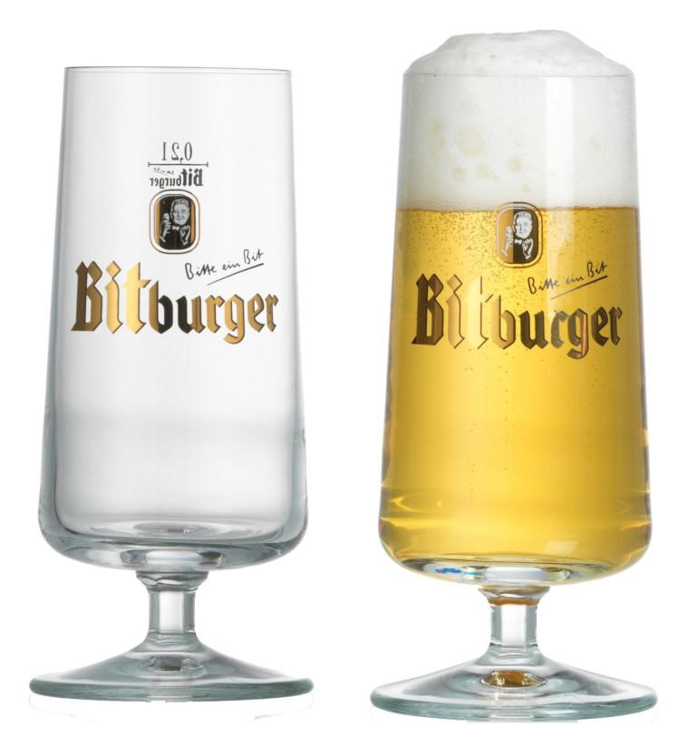 בירה ביטבורגר, פילנזר חדה כתער  (צילום: יח''צ)