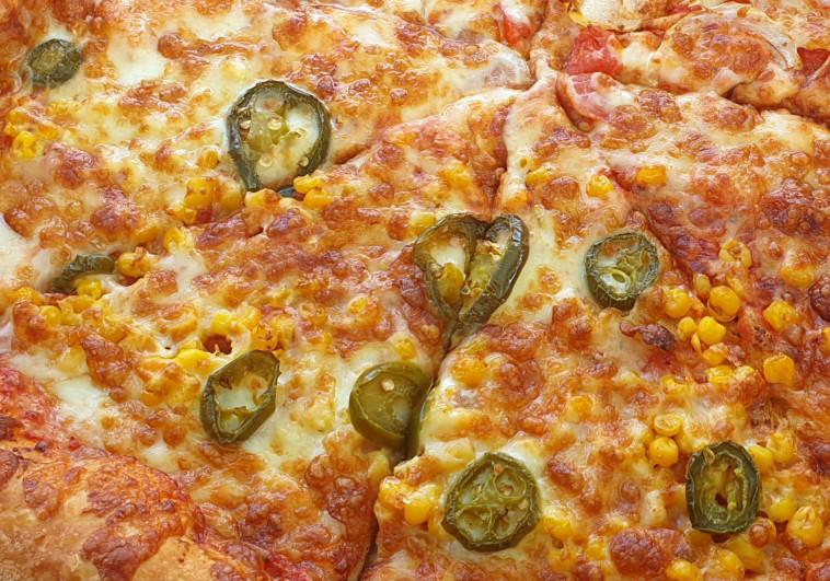 פיצה פאפא ג'ונס  (צילום: ניר קיפניס)