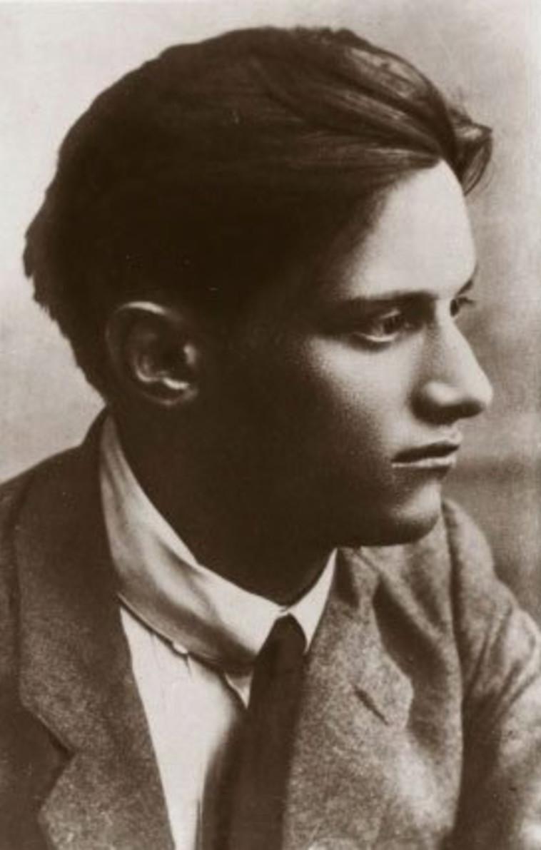 אבשלום פיינברג (צילום: צילום מסך מהסדרה ''עמוד האש'')