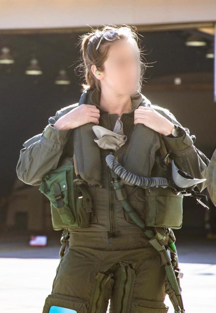 סרן ש' (צילום: דובר צה''ל)