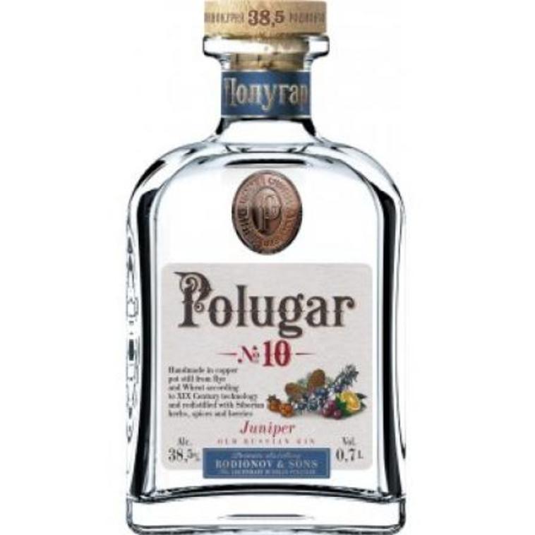 POLUGAR גין (צילום: יחצ חול)