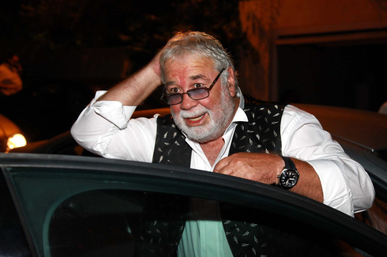 שנת 2011 יהודה ברקן  (צילום: אמיר מאירי)