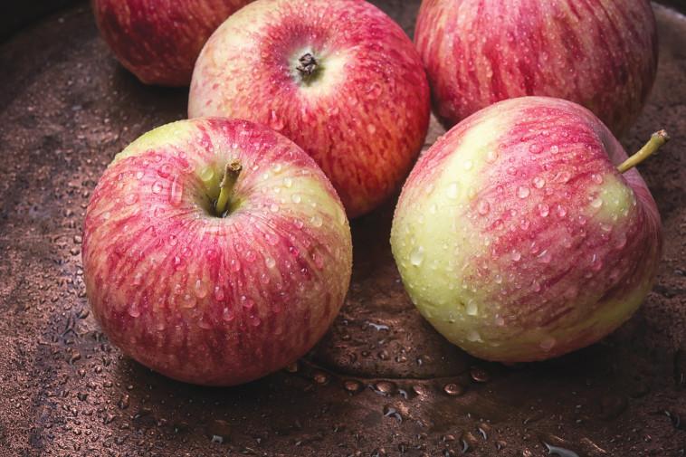 תפוחים (צילום: אינג אימג')