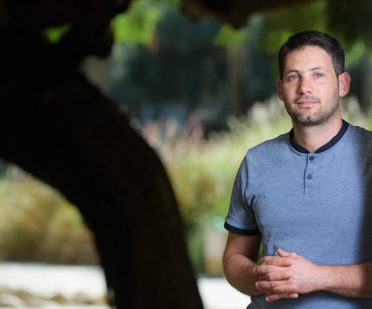 ד''ר עודד ניר, חוקר מאוניברסיטת בן גוריון (צילום: דני מכליס, אוניברסיטת בן-גוריון)