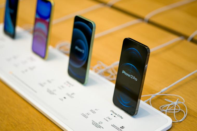 אייפון 12 פרו (צילום: Ming Yeung/Getty Images)