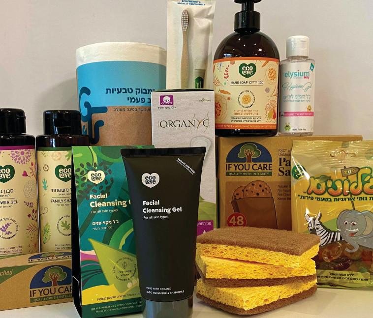 """12 מוצרים טבעיים של חנות האונליין """"בשבילנו"""" (צילום: טל טרי)"""