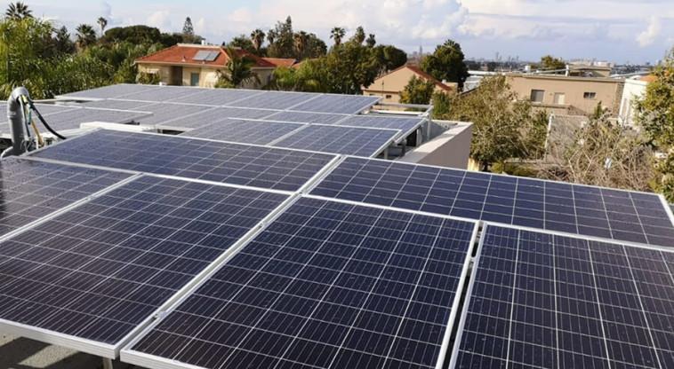 מערכת סולארית (צילום: אנרפוינט מערכות סולאריות)