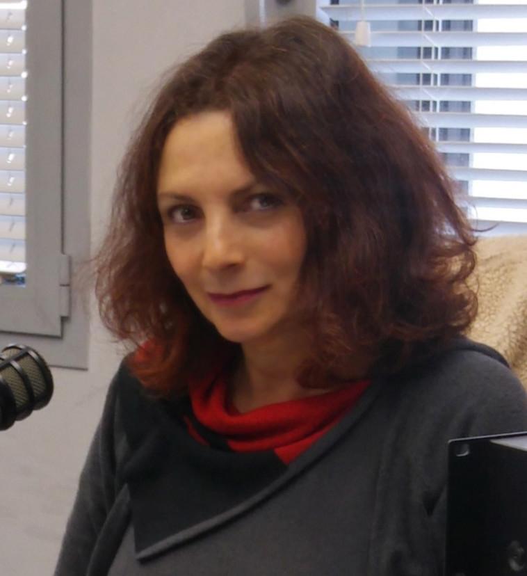 רותי קרן (צילום: אלון מקלר)