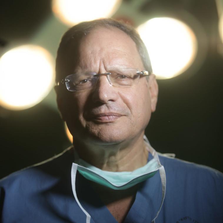 פרופסור יוסף קלאוזנר (צילום: יוסי אלוני)