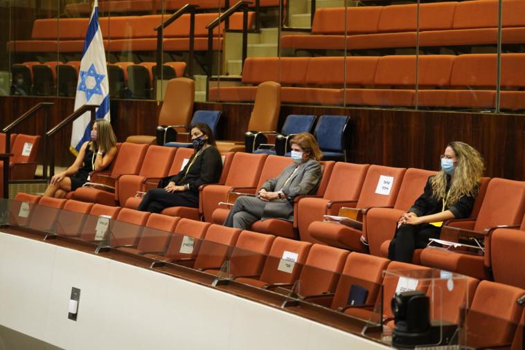 ישיבת המליאה המיוחדת לזכרו של רבין (צילום: שמוליק גרוסמן, דוברות הכנסת)