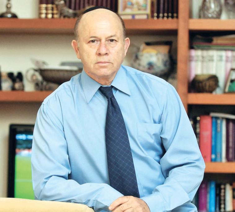 ד''ר שמואל רוזנמן (צילום: יוסי זליגר)