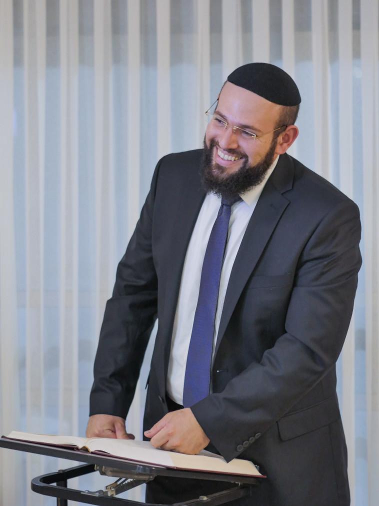 הרב מאיר בראל (צילום: אור חן)