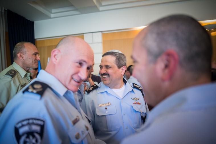 רוני ריטמן ואלשיך (צילום: יונתן זינדל)