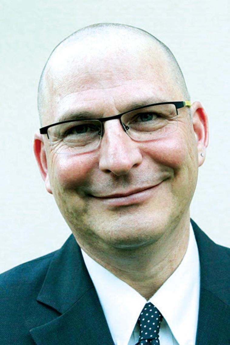 דן קריסטל (צילום: באדיבות המצולם)