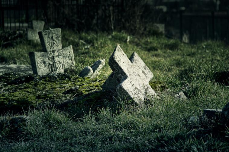 בית קברות, אילוסטרציה (צילום: ingimage ASAP)