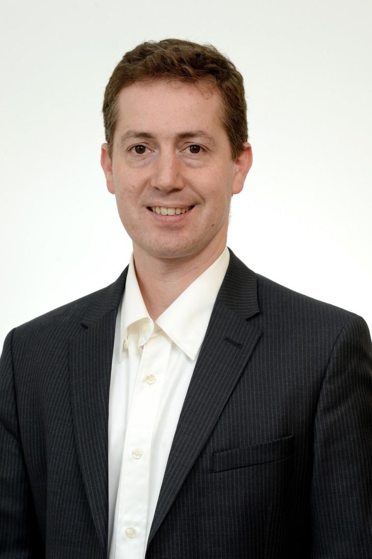 איתמר ניר, סמנכ''ל פגסוס (צילום: מורג ביטן)