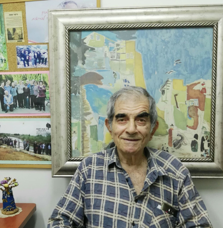 אמיר הלוי  (צילום: זהבה בן דוד)