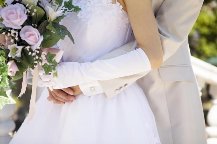 חתונה, אילוסטרציה (צילום: ingimage ASAP)