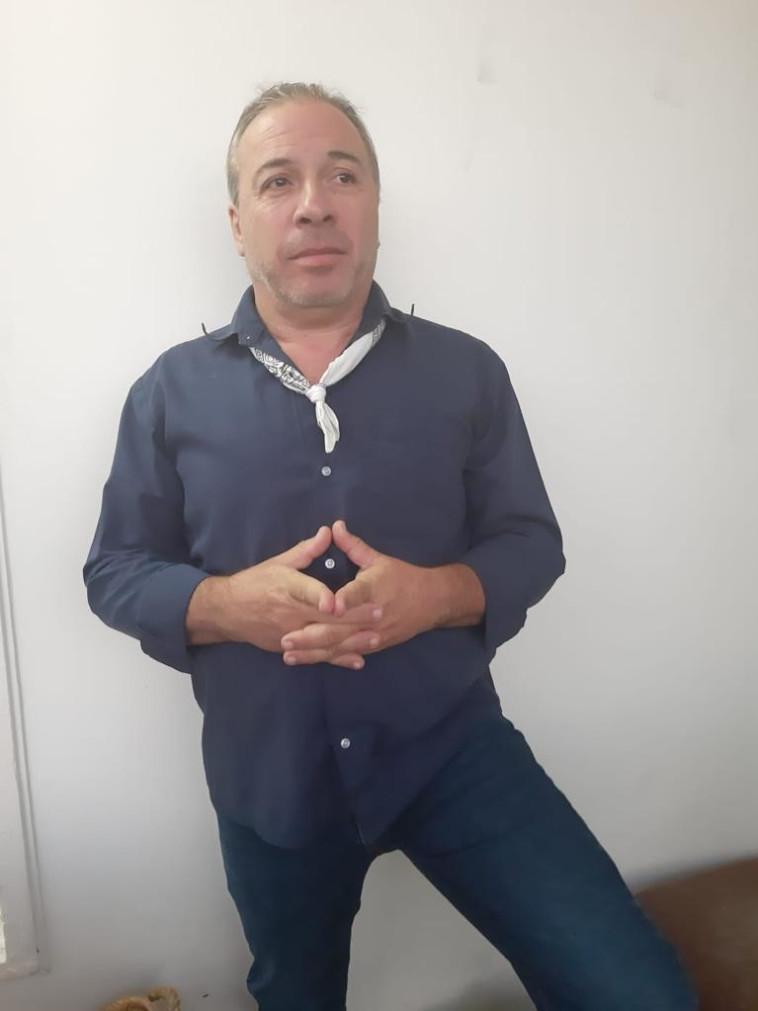 ארז חסון (צילום: פרטי)