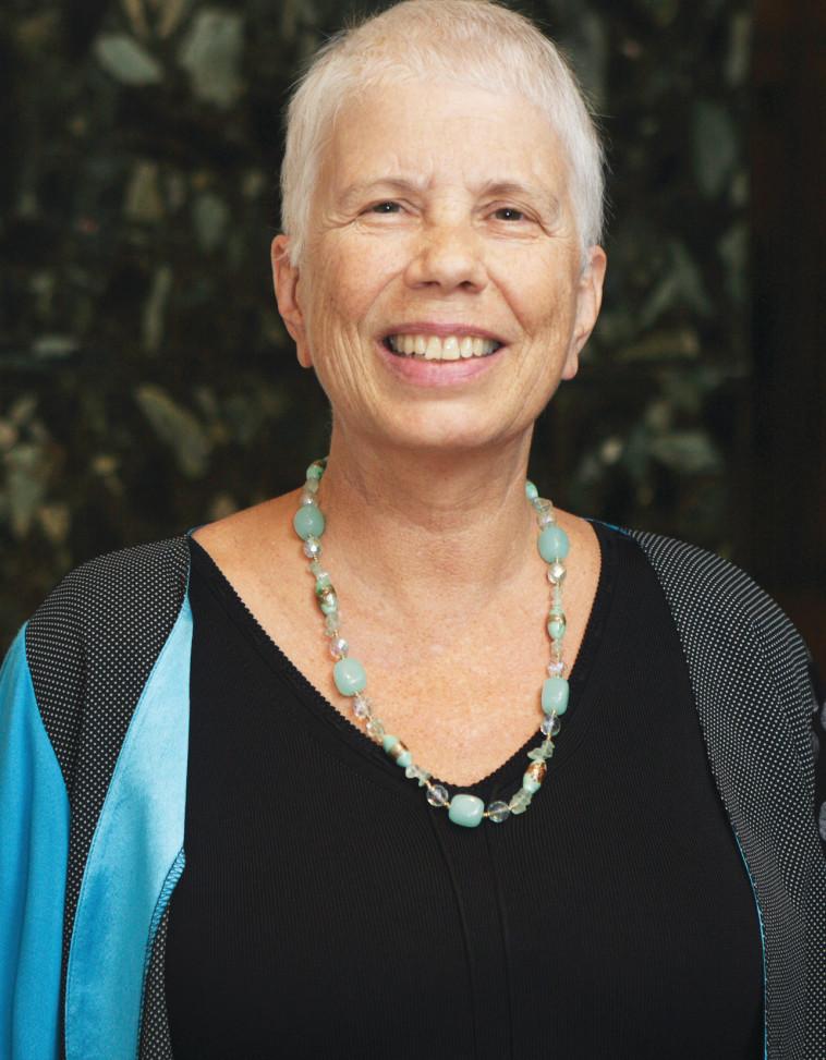 ברברה סבירסקי (צילום: אלון סיגאווי)