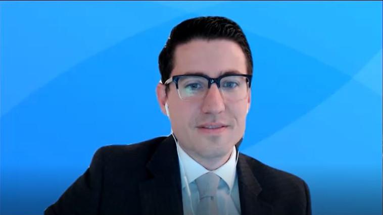 דרק פאנדו (צילום: צילום מסך)