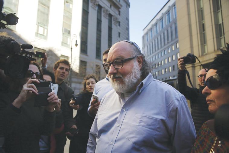 פולארד משתחרר מהכלא (צילום: Spencer Platt/Getty Images)