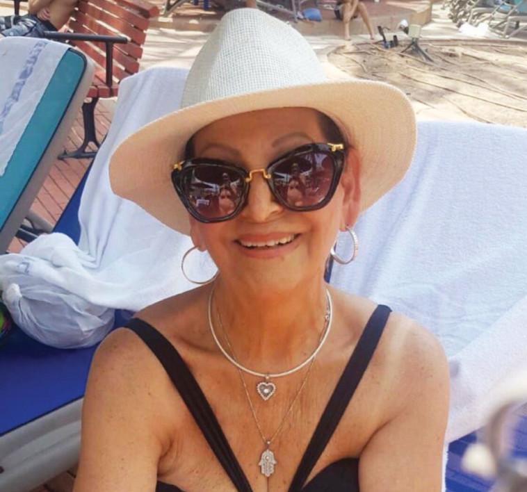 רינה ימין (צילום: פרטי)
