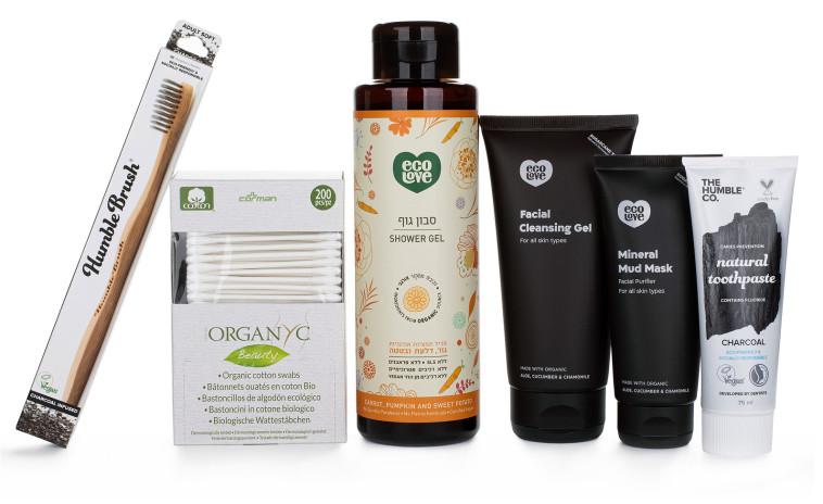 סדרת תכשירים אורגניים לגבר eco love, אורגניקזון. להשיג באתר בשבילנו: http://bit.ly/organic_men (צילום: יח''צ)