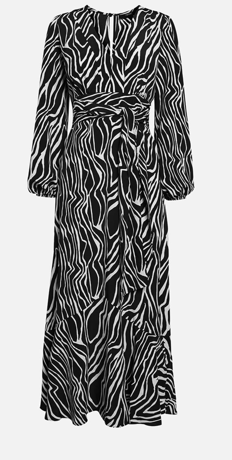 שמלה מאתר NEXT (צילום: יח''צ חו''ל)