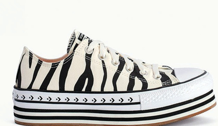 נעלי סניקרס ADIKA (צילום: ערן סלם)