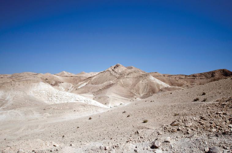 מדבר יהודה (צילום: הדר יהב)